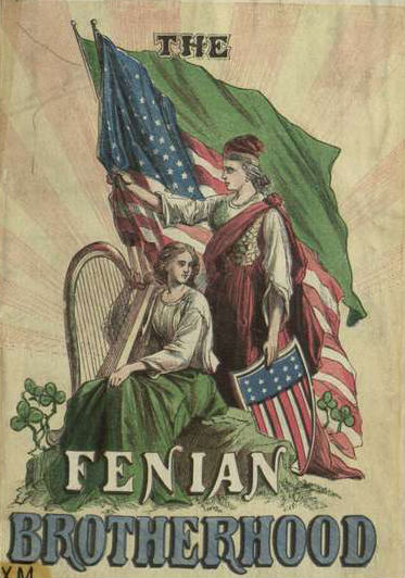 The Fenian's Progress: A Vision, cover