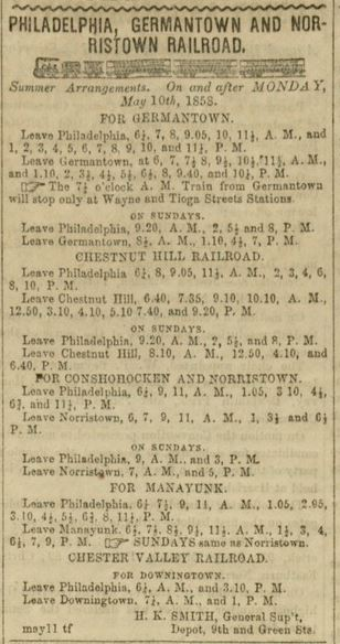 Advertising Recreational Transportation Phila-Germantown-Norristown RR .JPG