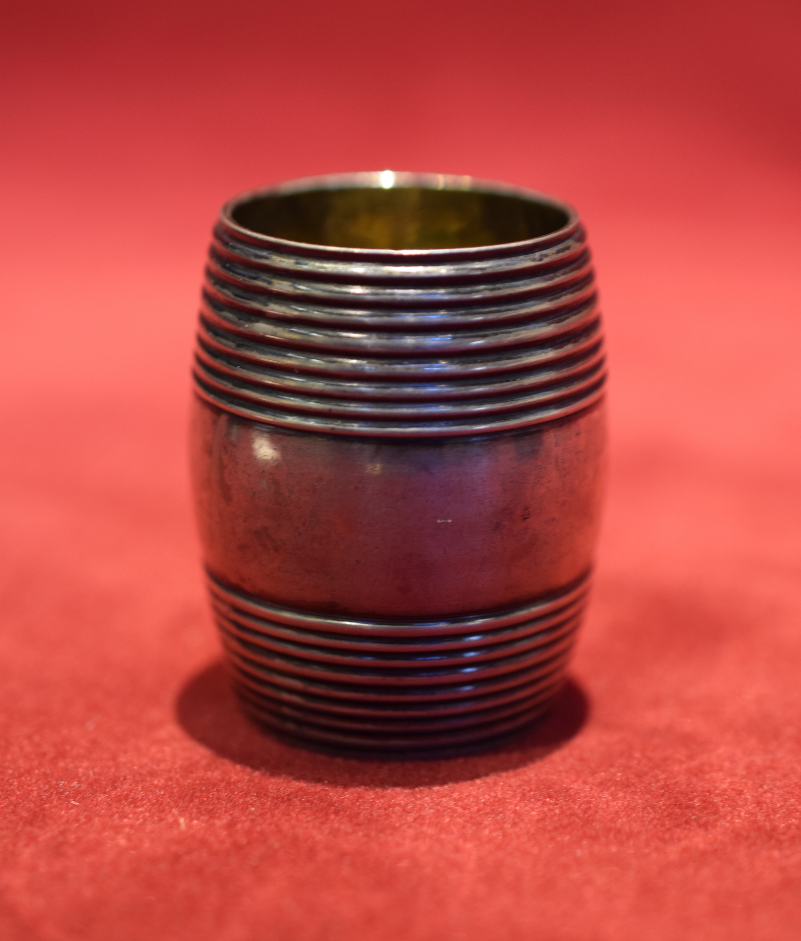 Faberge Barrel Cup