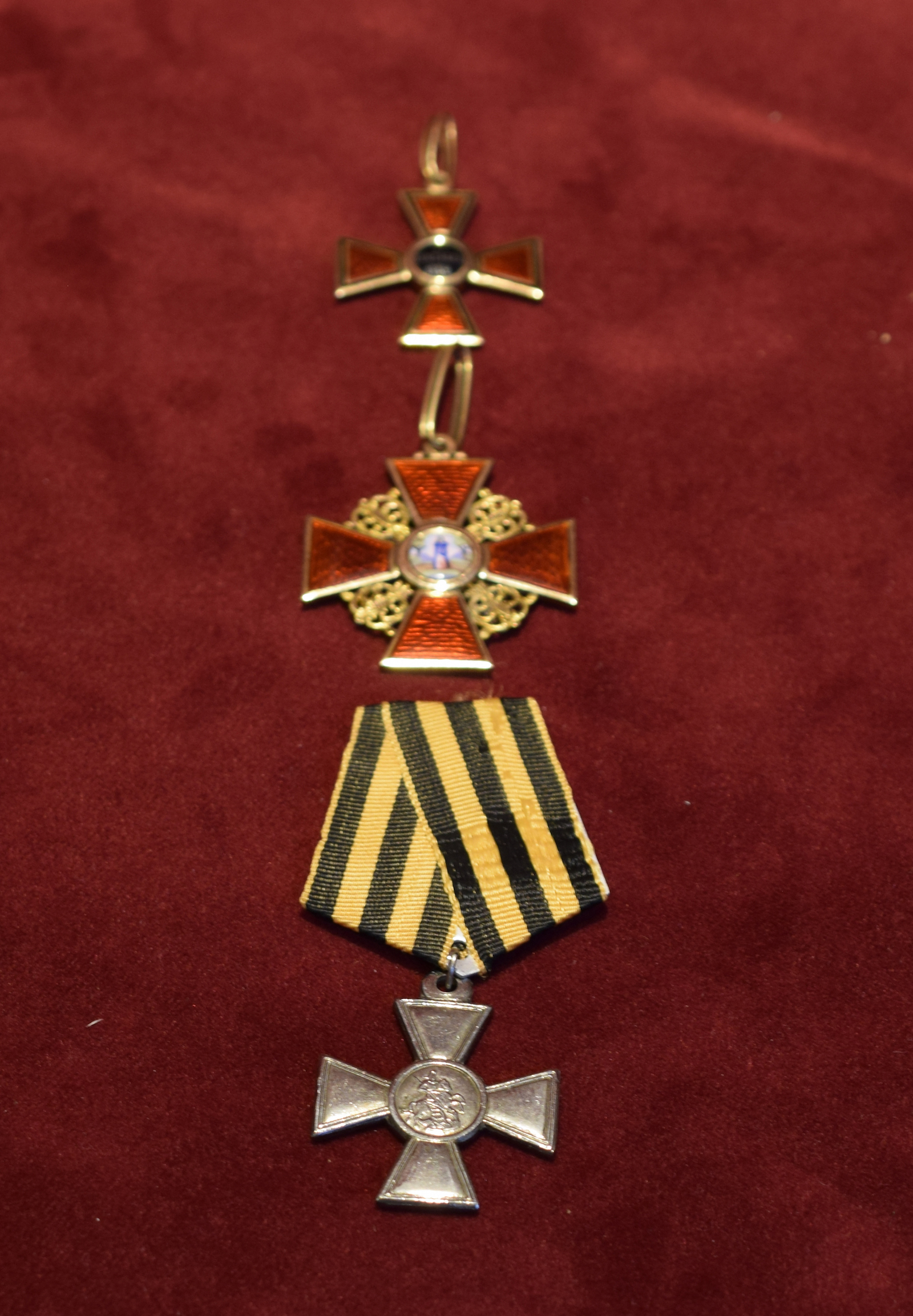 Russian Imperial Awards