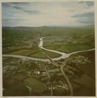 Ireland from the Air (1985) by Benedict Kiely.