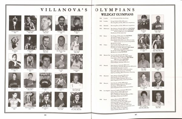 The Wildcats: A History of Villanovans in Professional Sports.