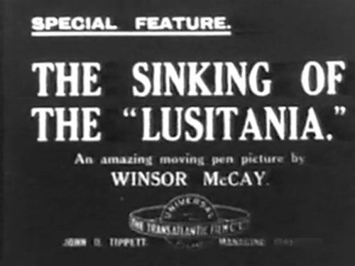 """<p style=""""padding-left: 90px;""""><a href=""""https://archive.org/details/Sinking_of_the_Lusitania"""">https://archive.org/details/Sinking_of_the_Lusitania</a></p>"""