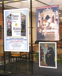 Villanova Saints Exhibit
