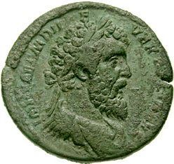 """Didianus Julianus Sesterces<br><font size=""""-2"""">Classical Numismatic Group, Inc. http://www.cngcoins.com [GFDL (http://www.gnu.org/copyleft/fdl.html), CC-BY-SA-3.0 (http://creativecommons.org/licenses/by-sa/3.0/) or CC BY-SA 2.5 (http://creativecommons.org/licenses/by-sa/2.5)], via Wikimedia Commons</font><br>"""