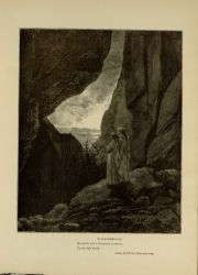 "Dor_Dante_and_Virgil_speak.jpg<br/><span style=""font-size: 70%;"">Gustave Doré. Virgil and Dante speak. 'By that hidden way/ my guide and I did enter,/to return to the fair world.' Inf. XXXIV. 127-129. Source: Dante Alighieri, Henry Francis Cary, and Gustave Doré. Inferno. New Edition. New York. P.F. Collier, limited, 1883. Falvey Memorial Library. Special Collections.</span>"