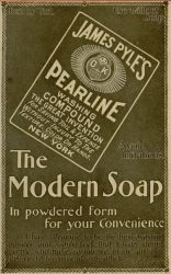 James Pyle's Pearline Washing Compound