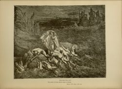 "Dor_wrathful.jpg<br/><span style=""font-size: 70%;"">Gustave Doré. The Wrathful. 'Now seest thou, son! / The souls of those, whom anger overcame.' Inf. VII. 188-119. Source: Dante Alighieri, Henry Francis Cary, and Gustave Doré. Inferno. New Edition. New York. P.F. Collier, limited, 1883. Falvey Memorial Library. Special Collections.</span>"