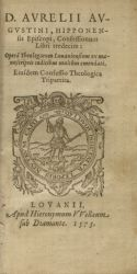 1573, title page