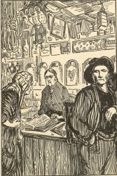 The Country Shop by Jack B. Yeats