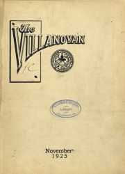 <i>The Villanovan,</i> Vol. 10, no. 6, May 1926. (Special Collections, Falvey Memorial Library)
