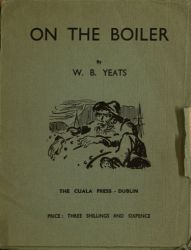On the Boiler by William Butler Yeats