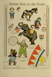 Circus Cut-Outs