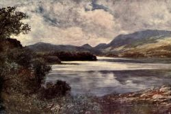 Lakes of Killarney in Halls' Ireland (1911), volume II.