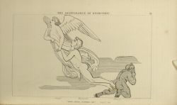 "Flaxman_Buonconte.jpg<br/><span style=""font-size: 70%;"">John Flaxman. The Deliverance of Buonconti. 'God's angel claimed me' Purg. V. 104. Source: Dante Alighieri, Ichabod Charles Wright, and John Flaxman. The Divine Comedy. 5th ed. London: Bell & Daldy, 1867. Falvey Memorial Library. Special Collections.</span>"