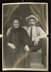 "Photograph of Joseph McGarrity and his mother, Catherine Bigley McGarrity, Philadelphia, 1904.  <a href=""http://digital.library.villanova.edu/Joseph%20McGarrity%20Collection/Joseph%20McGarrity%20Photographs%20and%20Realia/JosephMcGarrityPhotographsandRealia-00038.xml"">[Digital Library]</a>"