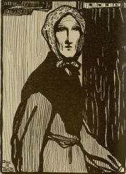 The Woman Who Knew Rafferty the Poet by Jack B. Yeats. Published