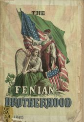 The Fenians' Progress: A VIsion, 1865.