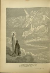 "Giotto. Justice.<br/><span style=""font-size: 70%;"">Source: Dante Alighieri, and Corrado Ricci. La Divina Commedia. Milano: U. Hoepli, 1921. Volumes 1-3. Falvey Memorial Library. Special Collections.</span>"