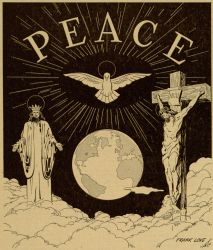 Dove of Peace and the Holy Ghost