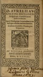 1581, title page