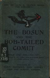 Cover, The Bosun and the Bob-tailed Comet by Jack B. Yeats