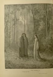 "Dor_Pia.jpg<br/><span style=""font-size: 70%;"">Gustave Doré. Ante-Purgatory: Pia Tolomei. 'Then remember me/ I once was Pia.' Purg. V. 130-131. Source: Dante Alighieri, Henry Francis Cary, and Gustave Doré. Purgatory and Paradise. new ed. New York: Cassell & company, limited, 1883.</span>"