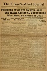 The Clan-na-Gael Journal, V. 27, June 27, 1914.