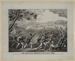 The Battle of Ridgeway, C. W. June 2nd 1866