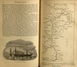 The tourists' illustrated hand-book for Ireland, 1859, with 100 original illustrations by Mahony.