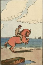 The Red Pony, frontispiece, Life in the West of Ireland by Jack