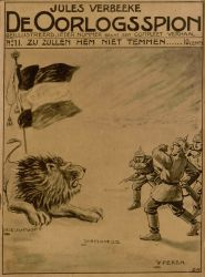 Lion of Belgium