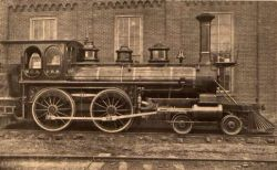 Baldwin Locomotive.