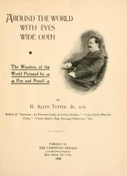 Around the World With Eyes Wide Open, title page.